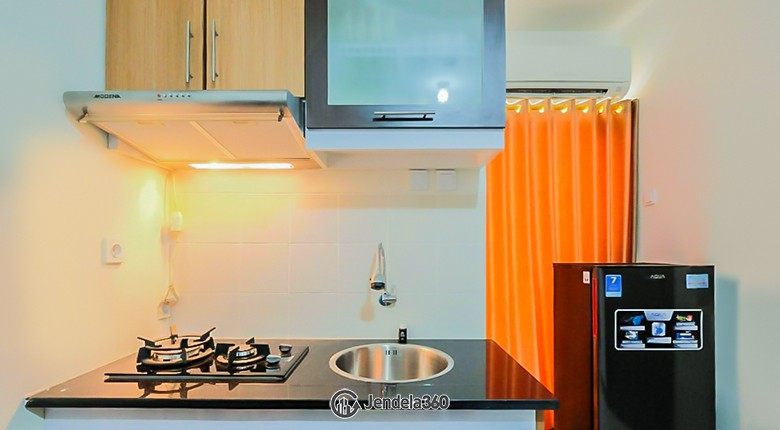 Kitchen Cinere Resort Apartment Apartment