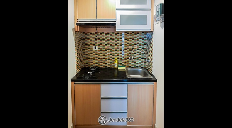 Kitchen Grand Kamala Lagoon Apartment Apartment