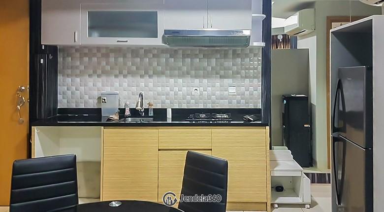 Kitchen The Mansion Kemayoran Jasmine