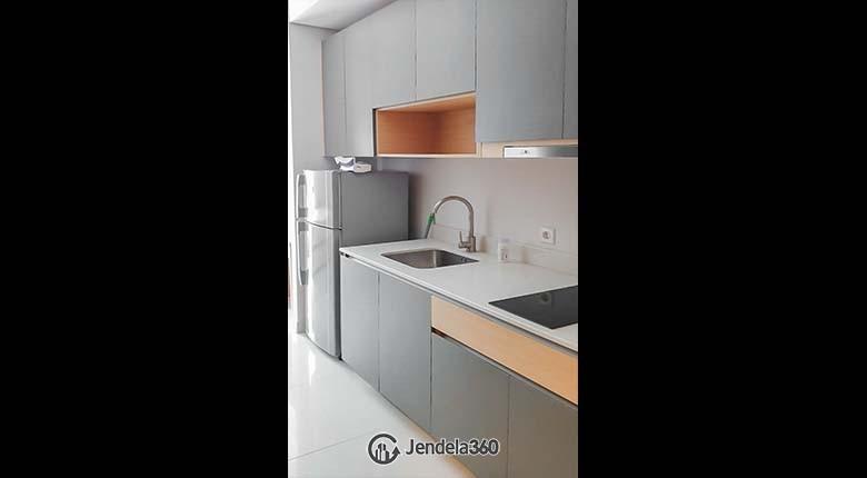 Kitchen Taman Anggrek Residence