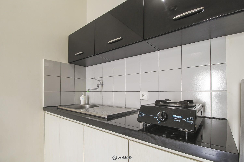 Kitchen Apartemen Condominium Green Bay Pluit SeaView