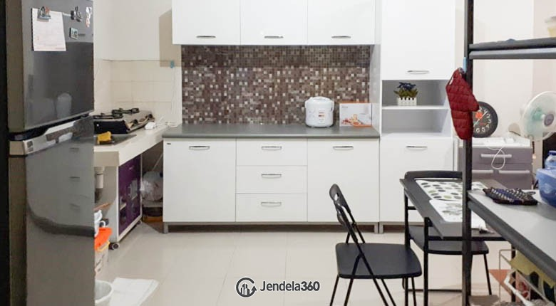 Kitchen Cosmo Terrace - Thamrin City