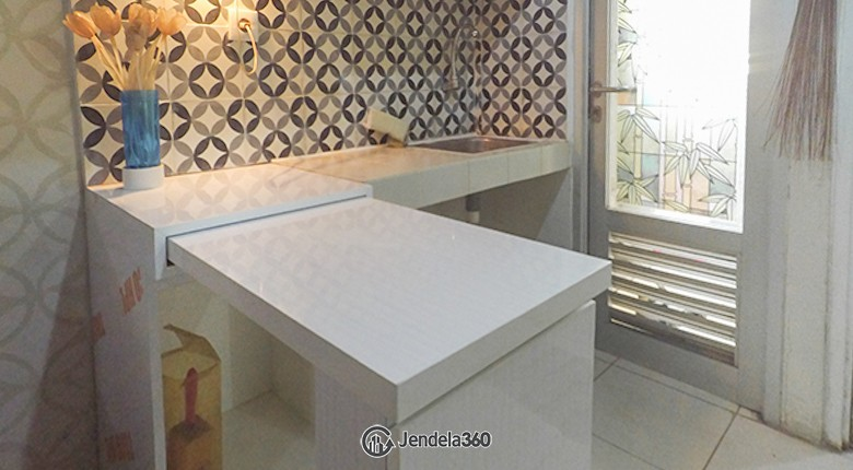 Kitchen Apartemen Gading Nias Apartment