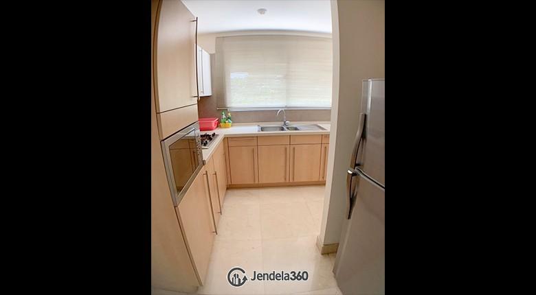 Kitchen The Summit Apartment