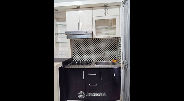 Kitchen Green Bay Pluit Apartment Apartment
