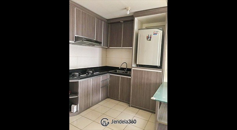 Kitchen Gading Icon Apartment