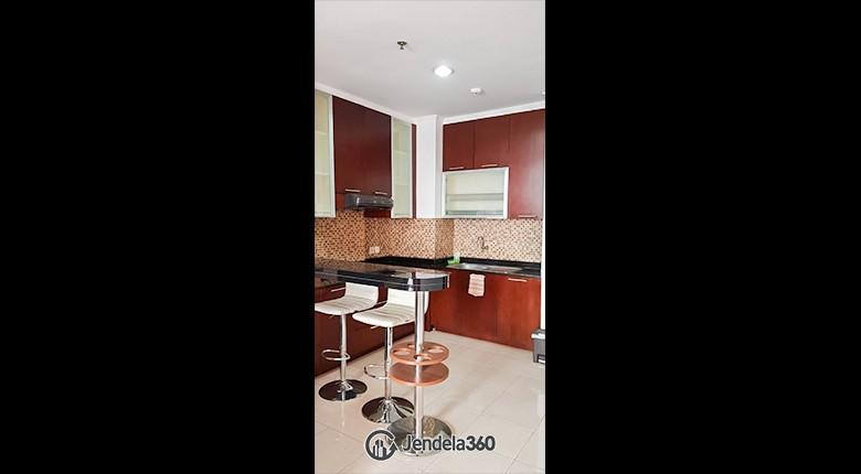 Kitchen Casablanca Mansion Apartment