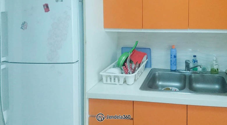 Kitchen Menteng Executive Apartment