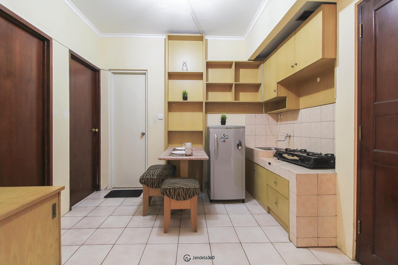 Kitchen Mediterania Garden Residence 1