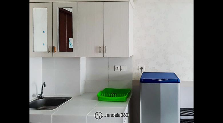 Kitchen Apartemen Scientia Residences Summarecon Serpong