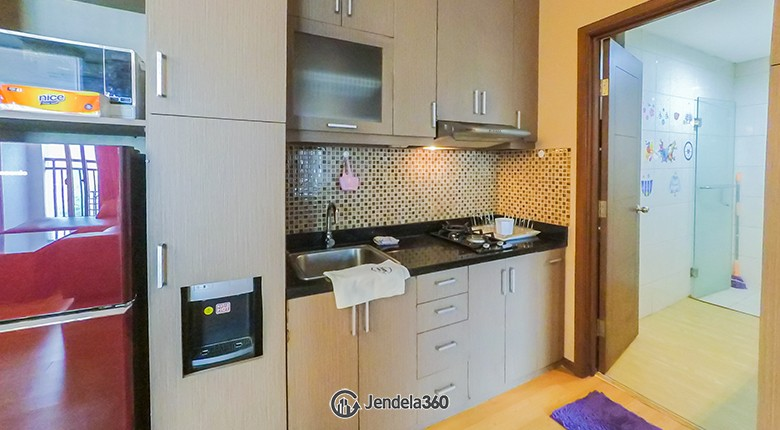 Kitchen Apartemen Thamrin Executive Residence