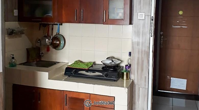Kitchen Apartemen Gateway Apartment