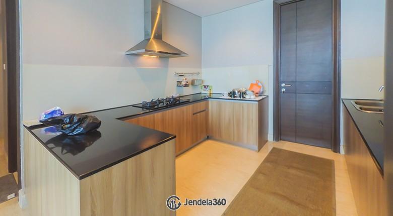 Kitchen Apartemen The Windsor
