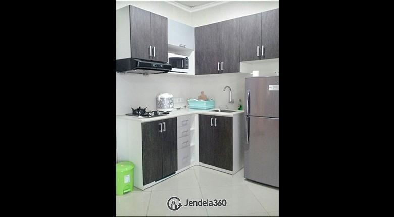 Kitchen Apartemen Cosmo Mansion - Thamrin City