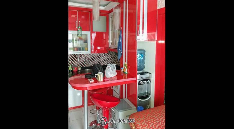 Kitchen Sentra Timur Residence Apartment