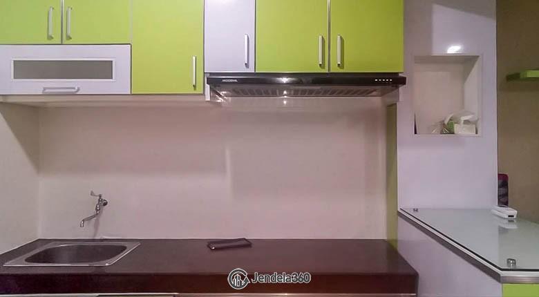 Kitchen Apartemen Pasar Baru Mansion Apartment