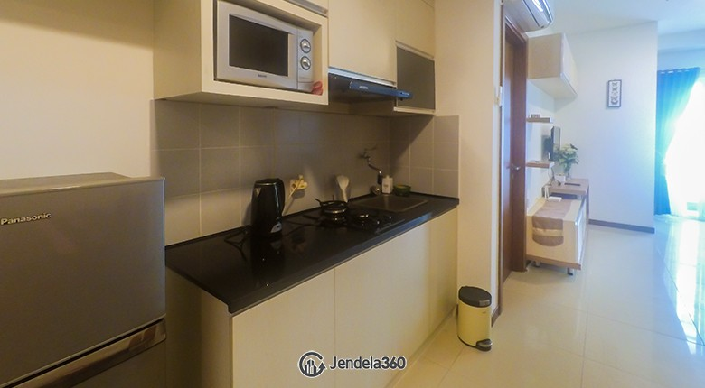 Kitchen Apartemen Condominium Green Bay Pluit SeaView