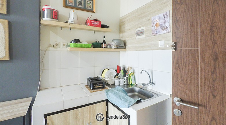Kitchen Northland Ancol Residence