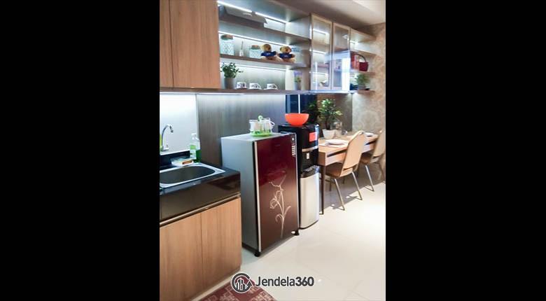 Kitchen Apartemen Roseville SOHO & Suites