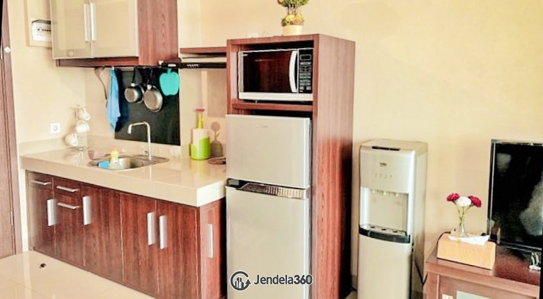 Kitchen U Residence Karawaci Apartment