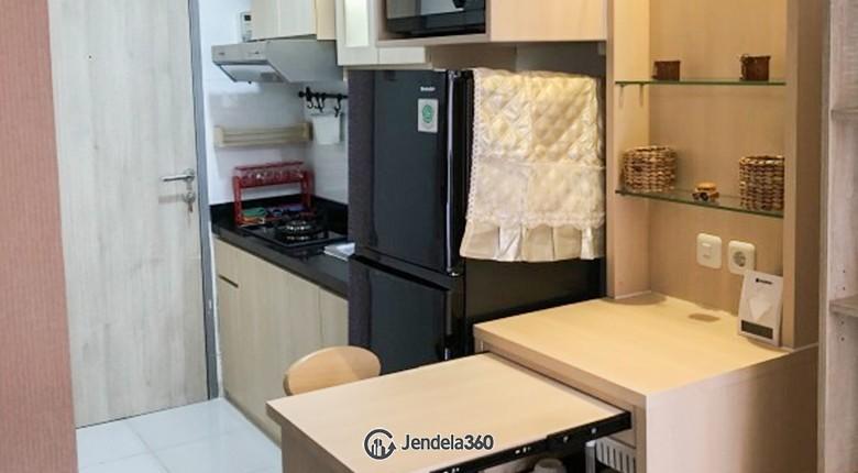Kitchen Akasa Pure Living Apartment Apartment