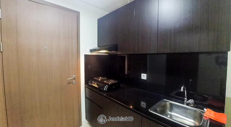 Kitchen Puri Orchard Apartment