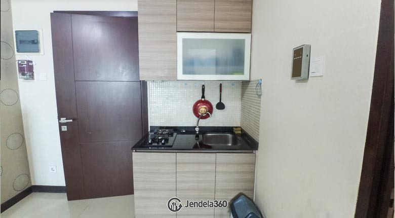 Kitchen Apartemen Sky Terrace Apartment