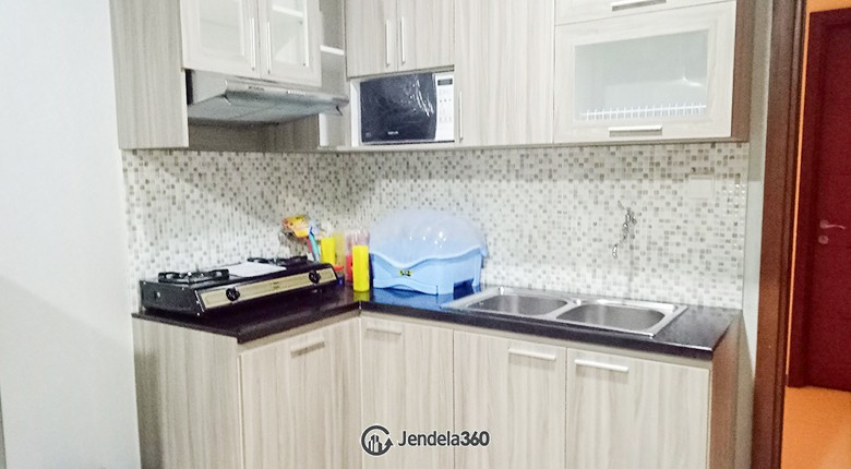 Kitchen Condominium Green Bay Pluit SeaView
