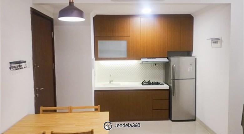 Kitchen Signature Park Grande Apartment