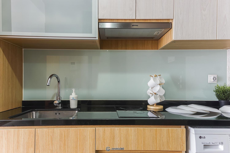 Kitchen Apartemen Menteng Park