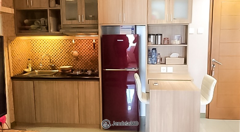 Kitchen Gading Green Hill Apartment Apartment