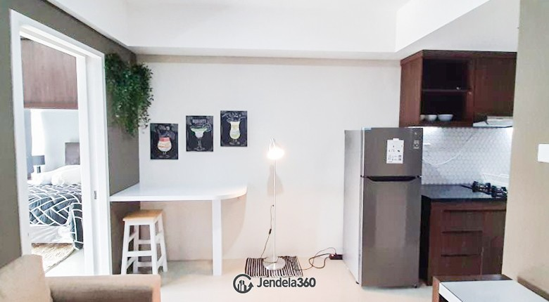 Kitchen The Breeze Bintaro Apartment Apartment