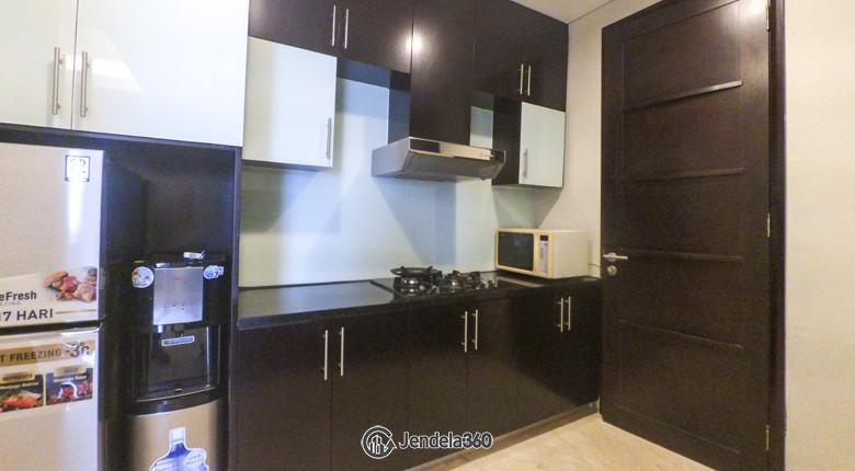 Kitchen The Masterpiece Condominium Epicentrum Apartment