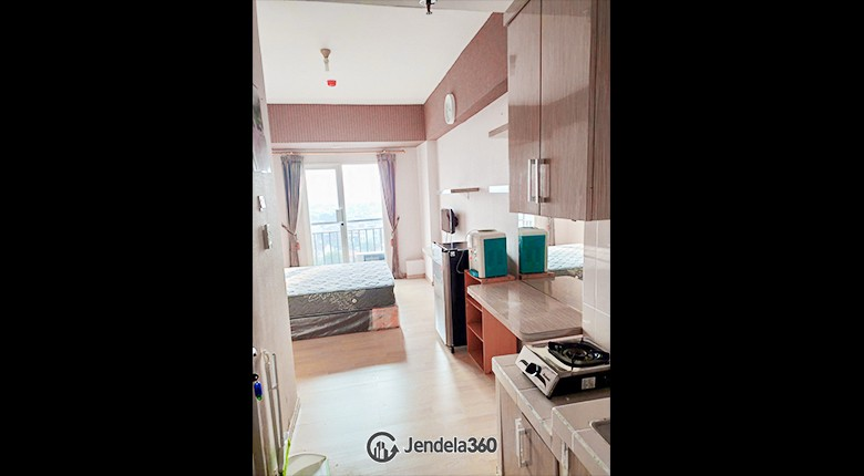 Kitchen Apartemen Puri Park View Apartment