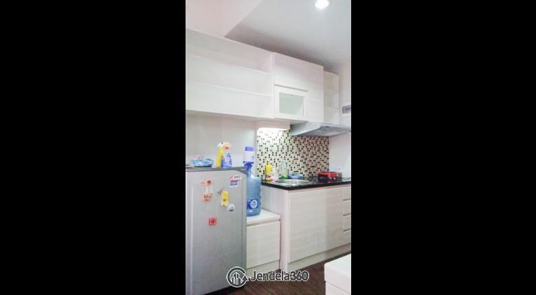 Kitchen Apartemen Taman Melati Margonda Apartment