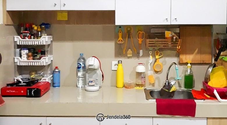 Kitchen Apartemen Puri Orchard Apartment