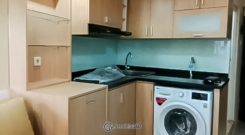 Kitchen Sentra Timur Residence