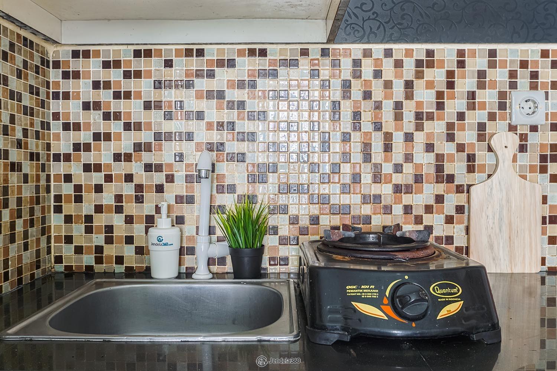 Kitchen Green Park View Apartment Apartment