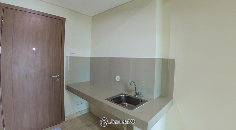 Kitchen Puri Orchard Apartment Apartment