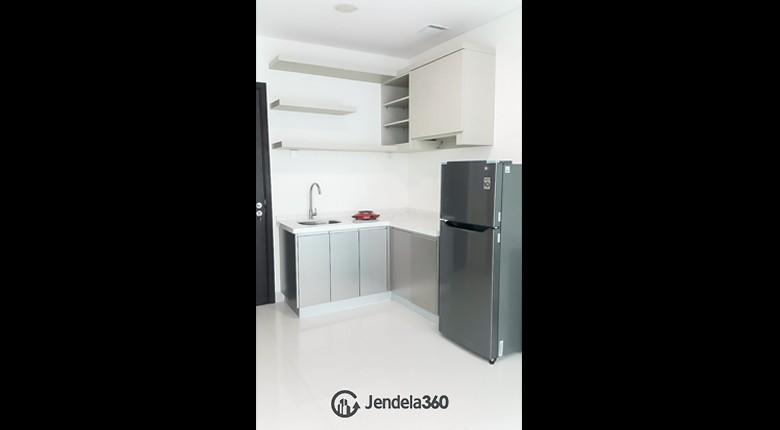 Kitchen Brooklyn Alam Sutera Apartment Apartment