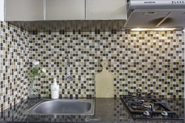 Kitchen Belmont Residence Apartment