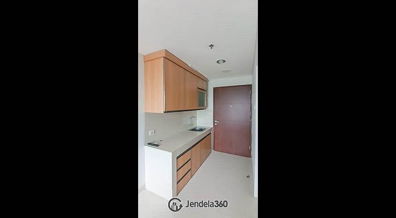 Kitchen Apartemen Springwood Residence