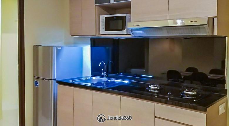 Kitchen Apartemen Bandara City Apartment
