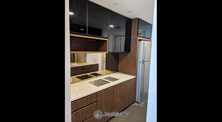 Kitchen Menteng Executive Apartment Apartment