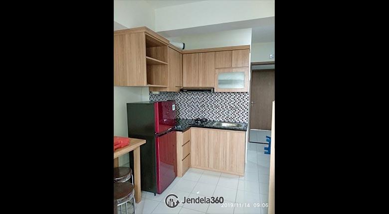 Kitchen Podomoro Golf View Apartment Apartment