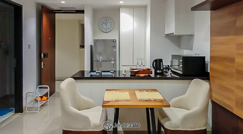 Kitchen Apartemen Branz BSD Apartment
