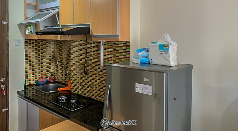 Kitchen Grand Icon Caman Apartment Apartment