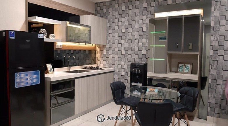 Kitchen Apartemen MOI City Home