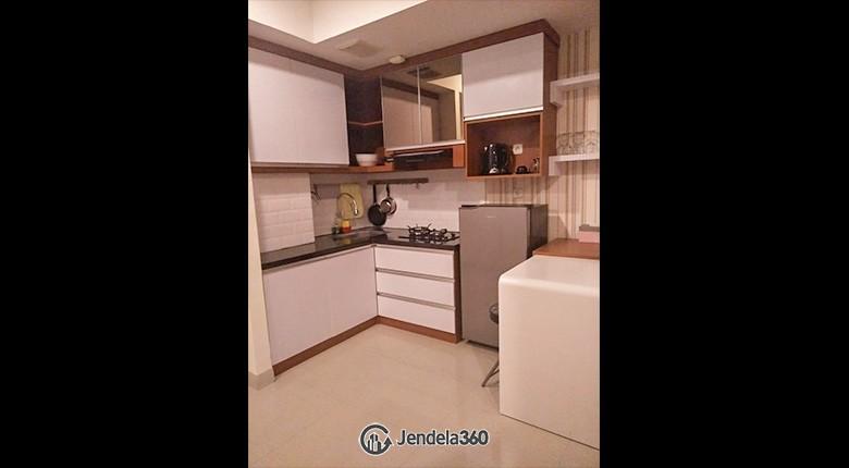Kitchen Grand Kamala Lagoon Apartment