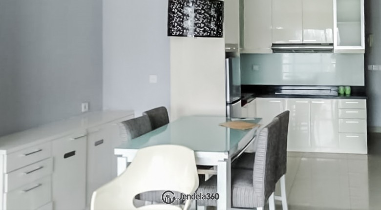 Kitchen Apartemen Sahid Sudirman Residence